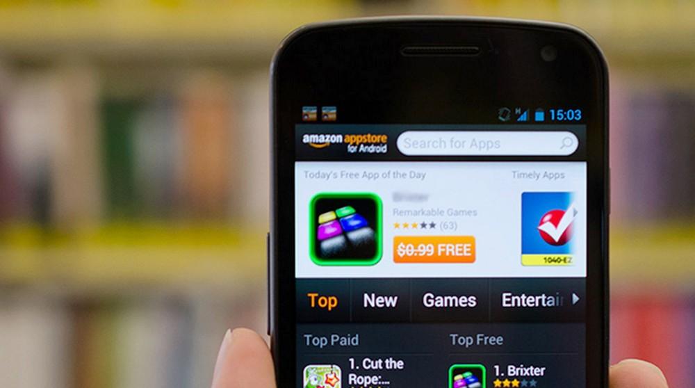 Appstore Amazon : comment l'utiliser ?